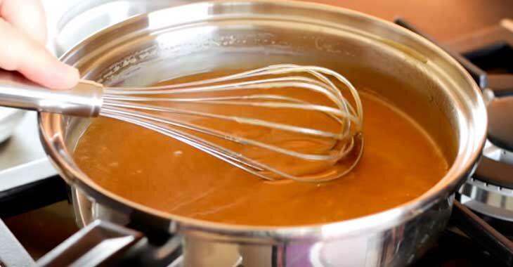 карамель для синнабон