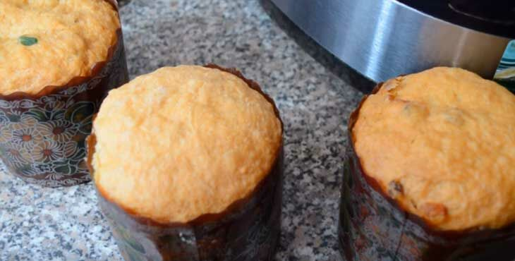 Кексовый кулич — 7 самых вкусных рецептов на Пасху