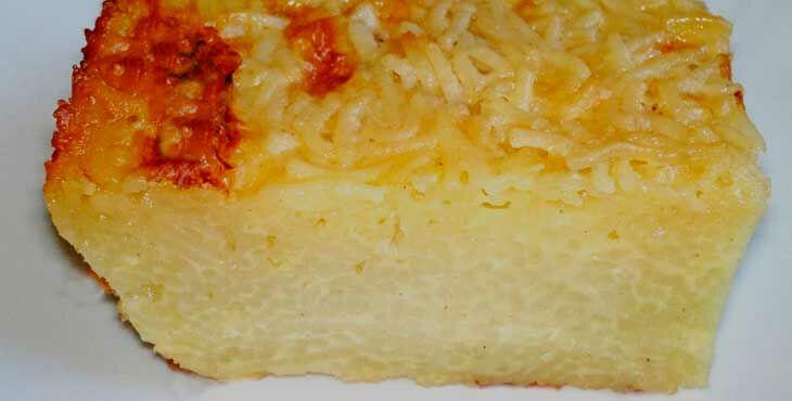 Рецепт запеканки из макарон как в детском саду