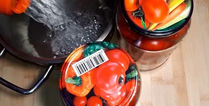 Как сделать сладкие помидоры на зиму