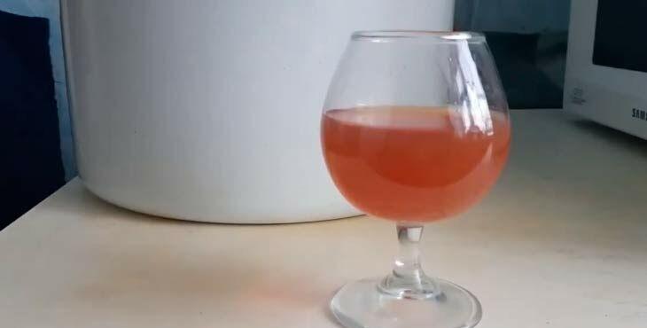Вино из белой сливы в домашних условиях