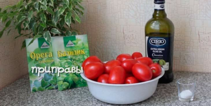 Консервированные вяленые помидоры в масле. Как заготовить на зиму вяленые помидоры — вкуснейший рецепт с фото