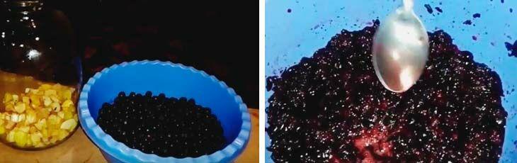 Вино из черноплодной рябины в домашних условиях простые рецепты