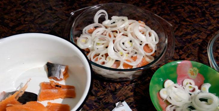 Как вкусно засолить горбушу под семгу- ЛЕДИ СТИЛЬ ЖИЗНИ